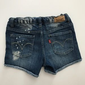 Girls Levi's Shorty Short